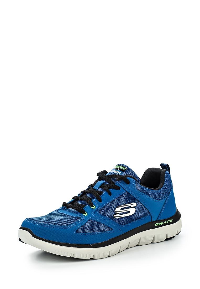 Мужские кроссовки Skechers (Скетчерс) 52180