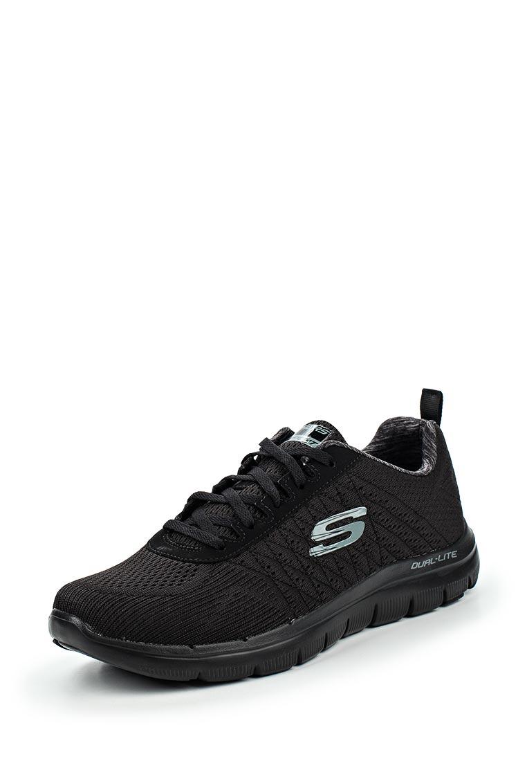 Мужские кроссовки Skechers (Скетчерс) 52185