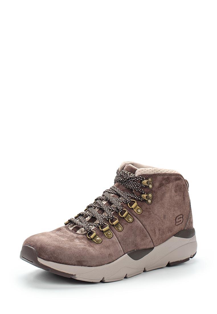 Спортивные мужские ботинки Skechers (Скетчерс) 65311