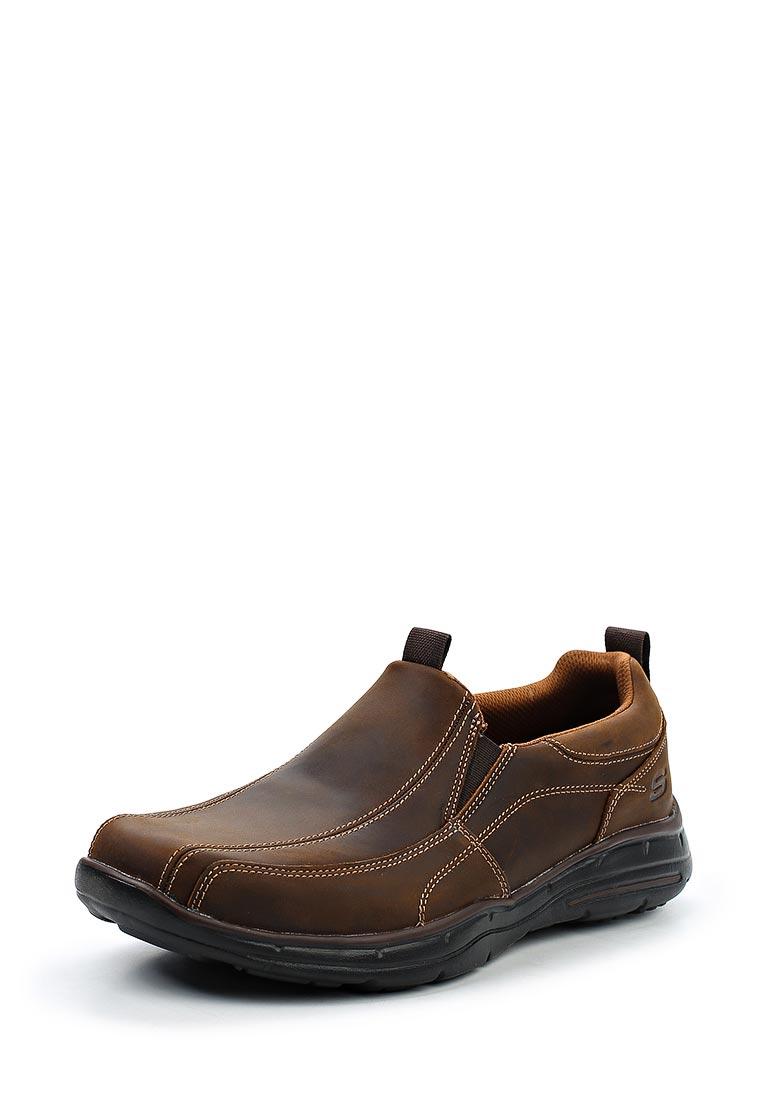Мужские ботинки Skechers (Скетчерс) 64503
