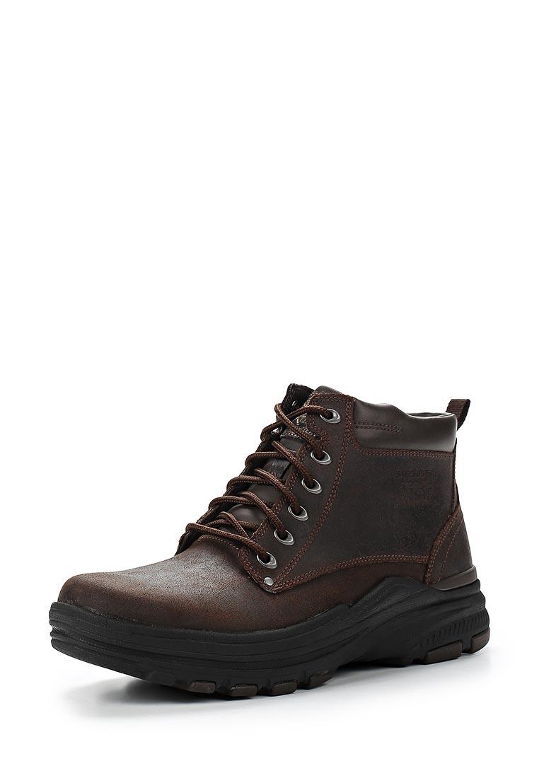 Мужские ботинки Skechers (Скетчерс) 64788