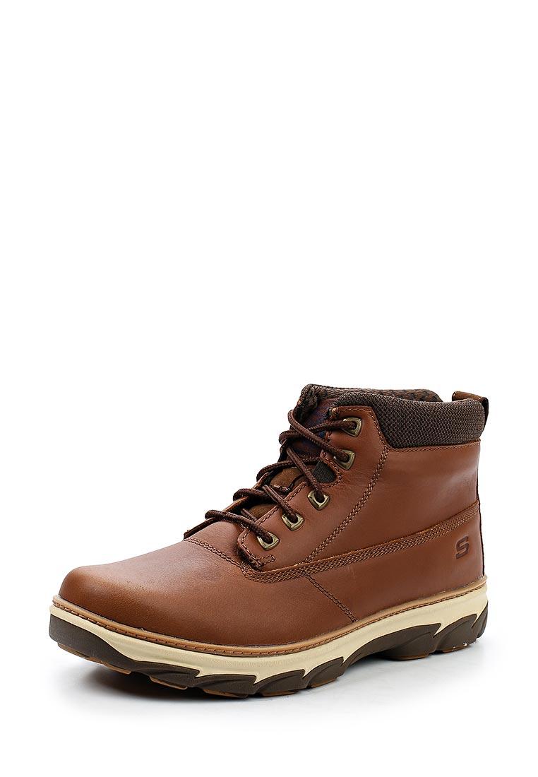 Мужские ботинки Skechers (Скетчерс) 64837