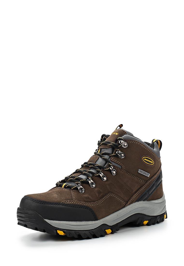 Мужские ботинки Skechers (Скетчерс) 64869