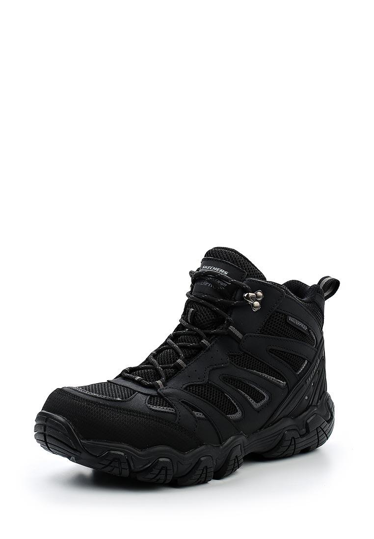 Мужские ботинки Skechers (Скетчерс) 64873
