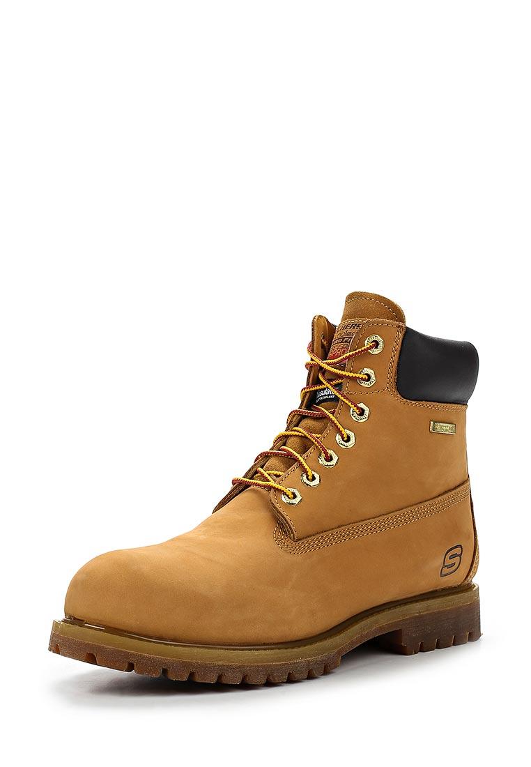 Мужские ботинки Skechers (Скетчерс) 64905