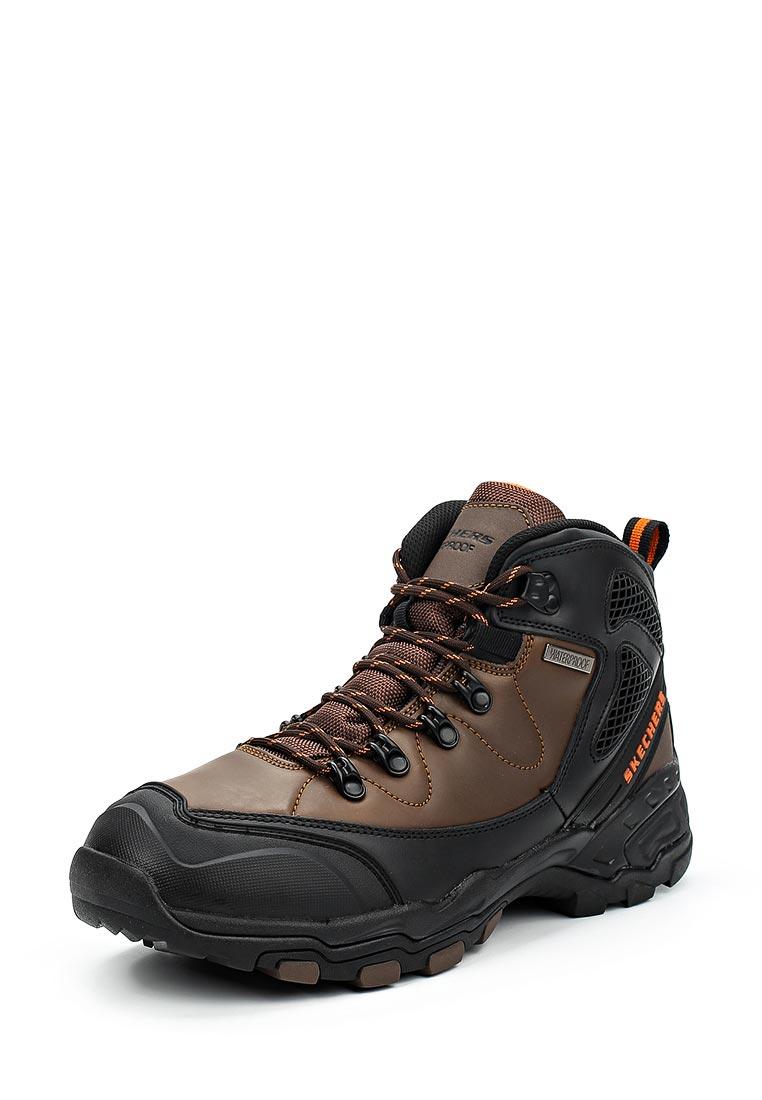 Мужские ботинки Skechers (Скетчерс) 65115