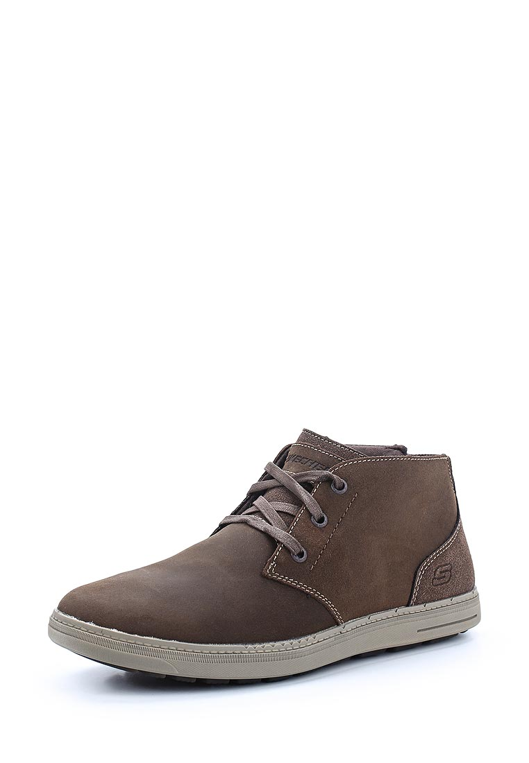 Мужские ботинки Skechers (Скетчерс) 65140