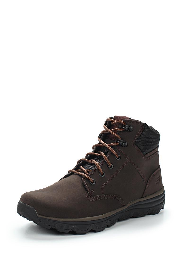 Мужские ботинки Skechers (Скетчерс) 65156