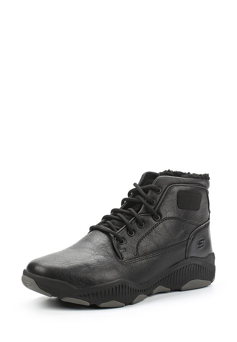 Мужские ботинки Skechers (Скетчерс) 65216