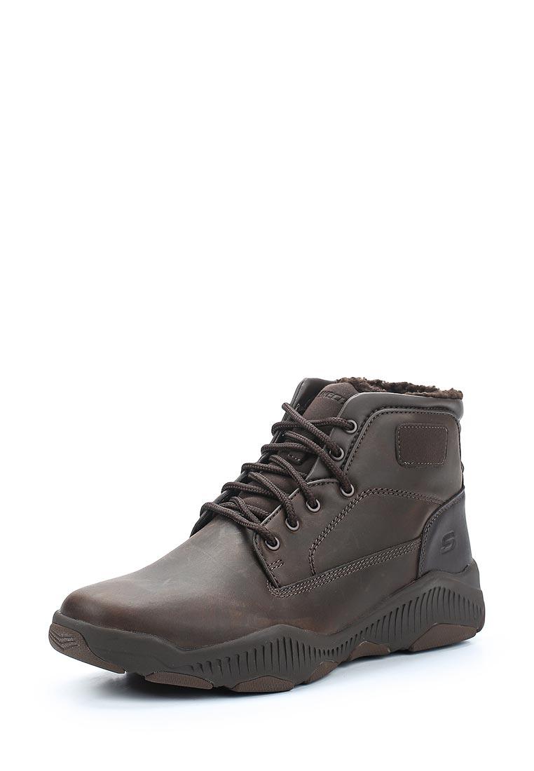 Спортивные мужские ботинки Skechers (Скетчерс) 65216