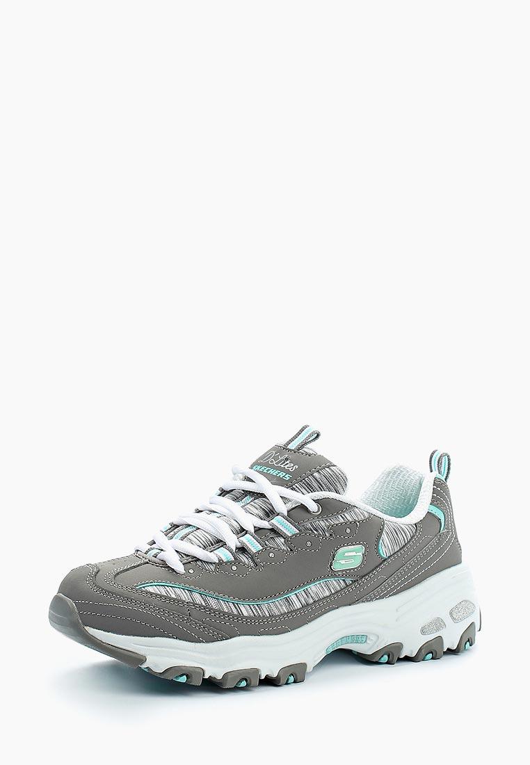 Женские кроссовки Skechers (Скетчерс) 11978