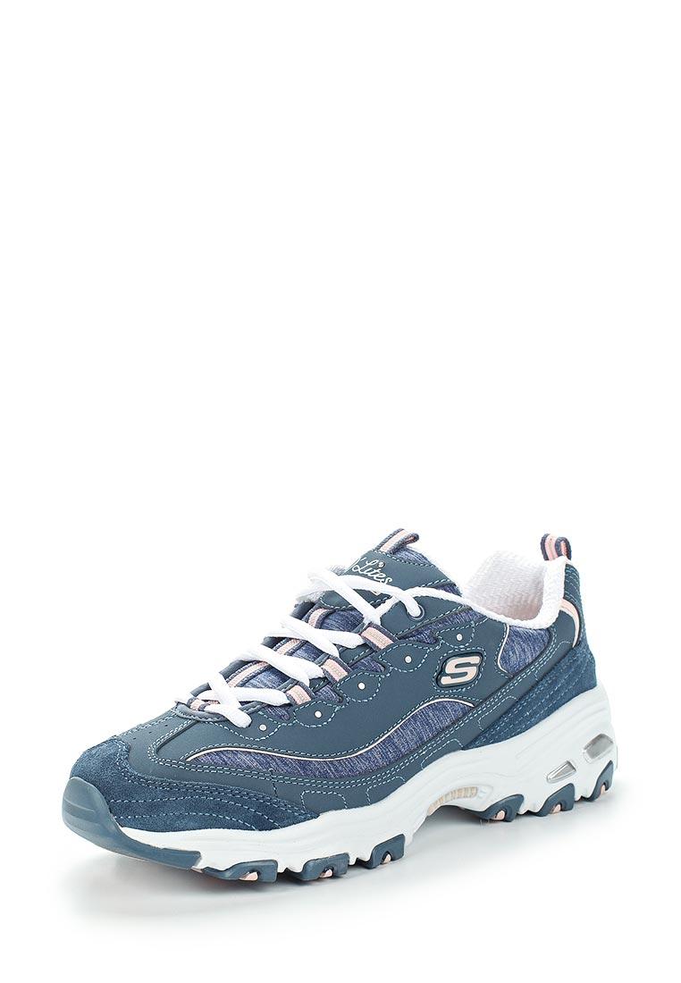 Женские кроссовки Skechers (Скетчерс) 11936
