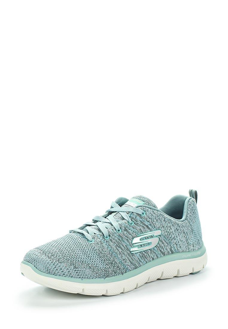 Женские кроссовки Skechers (Скетчерс) 12756