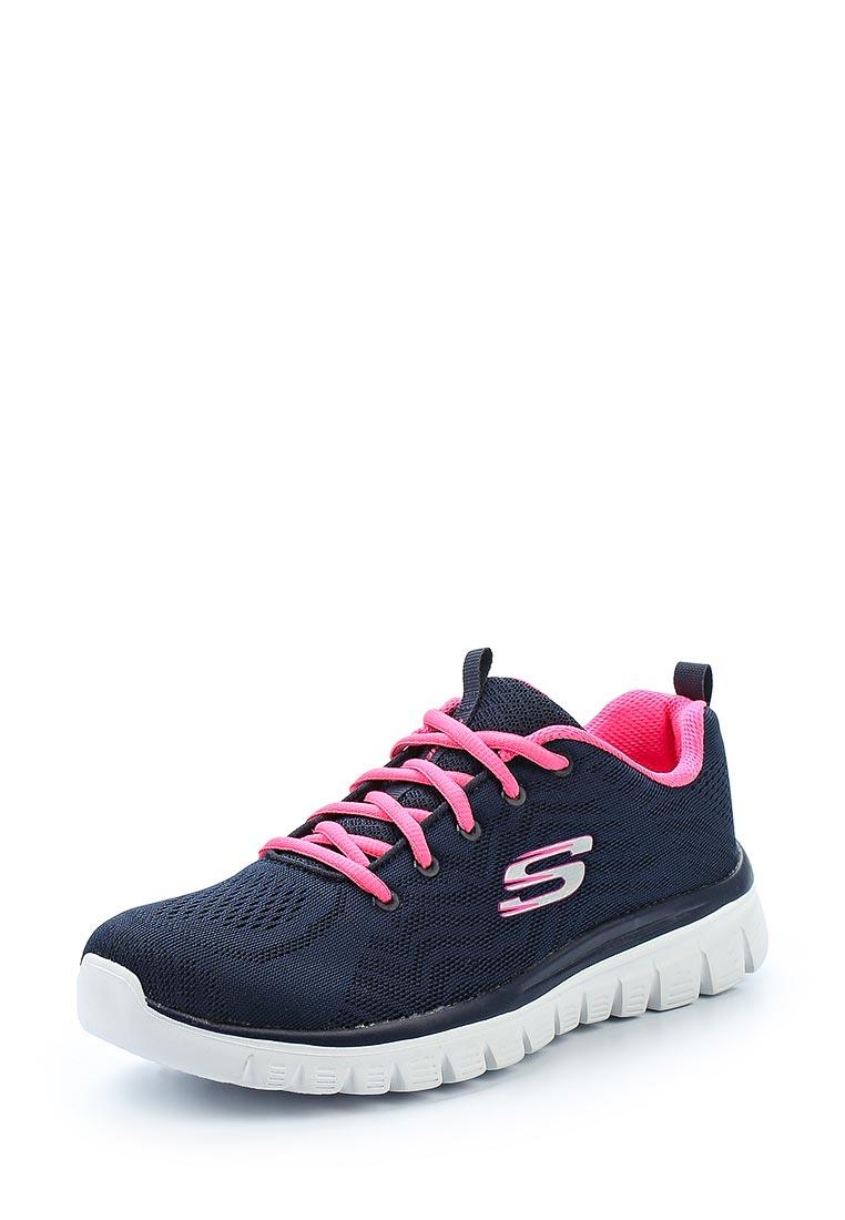 Женские кроссовки Skechers (Скетчерс) 12615