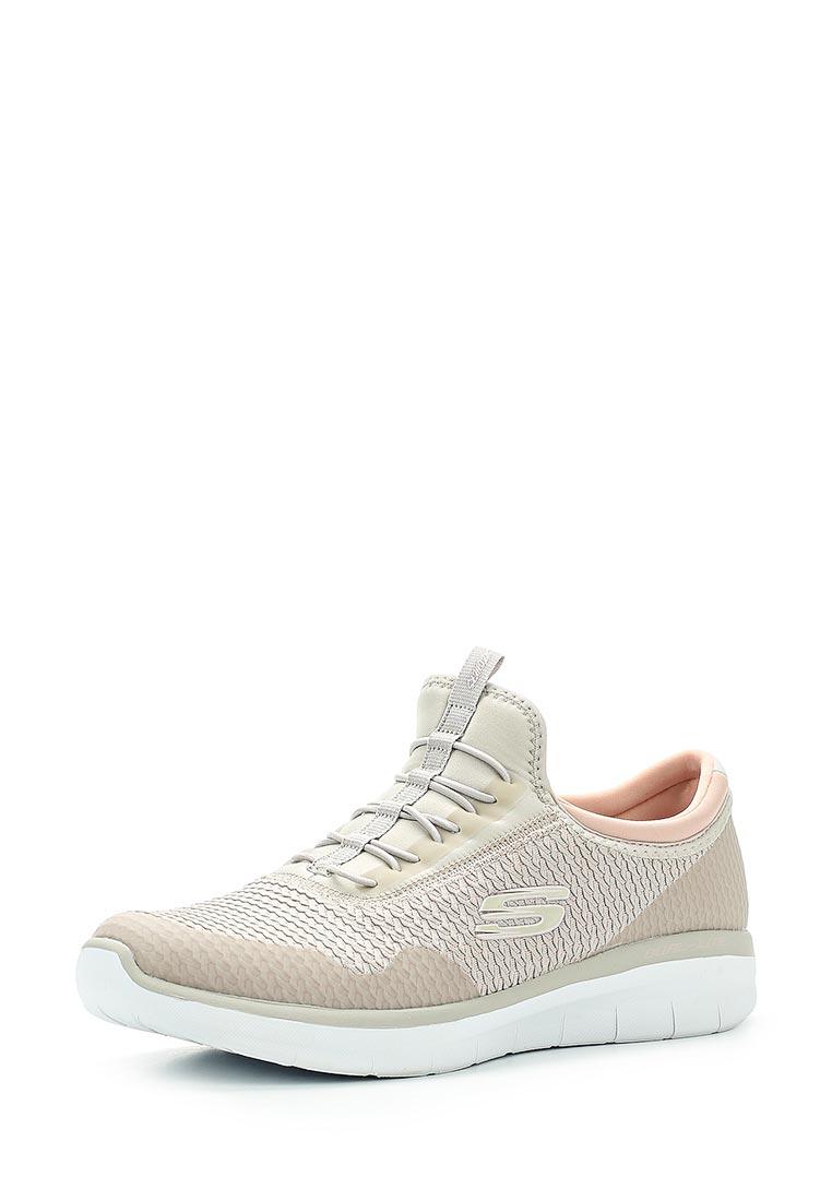 Женские кроссовки Skechers (Скетчерс) 12386