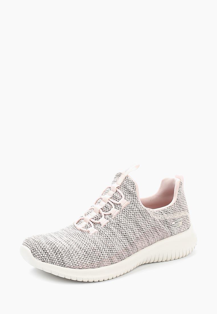 Женские кроссовки Skechers (Скетчерс) 12840