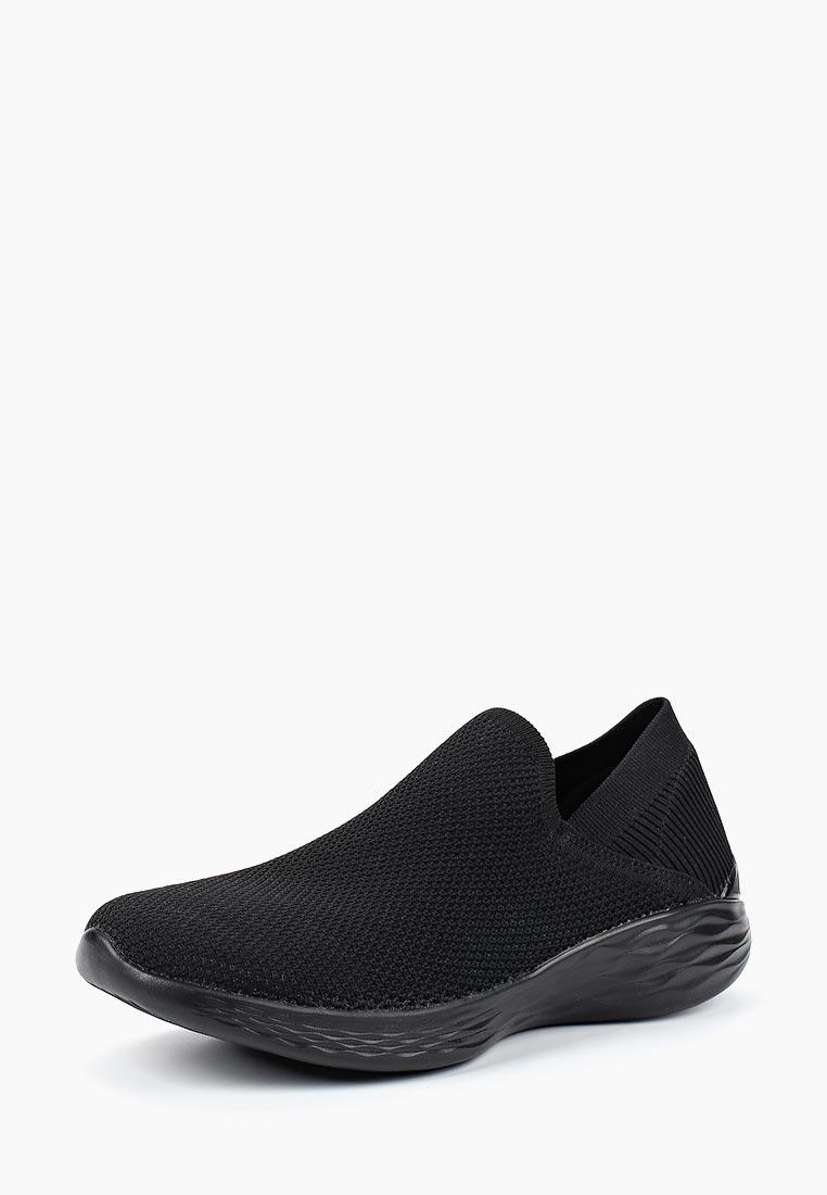 Женские кроссовки Skechers (Скетчерс) 14958