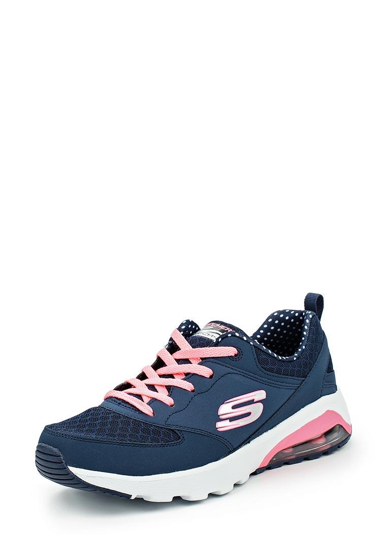 Женские кроссовки Skechers (Скетчерс) 12720