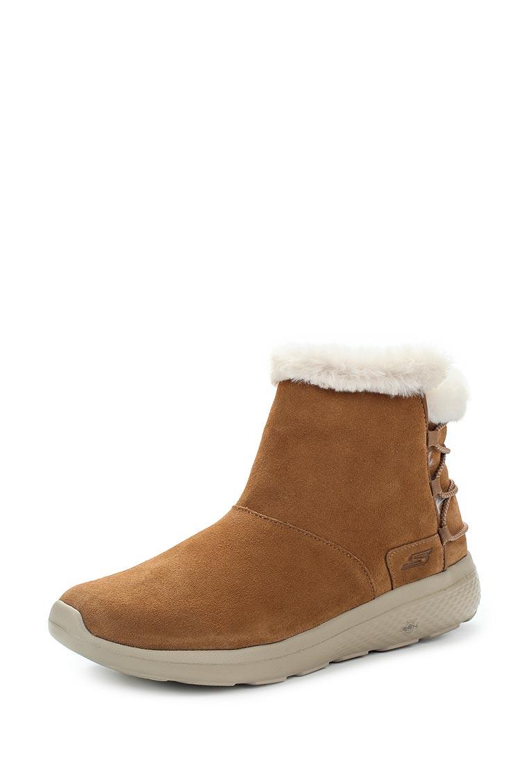 Женские ботинки Skechers (Скетчерс) 14615