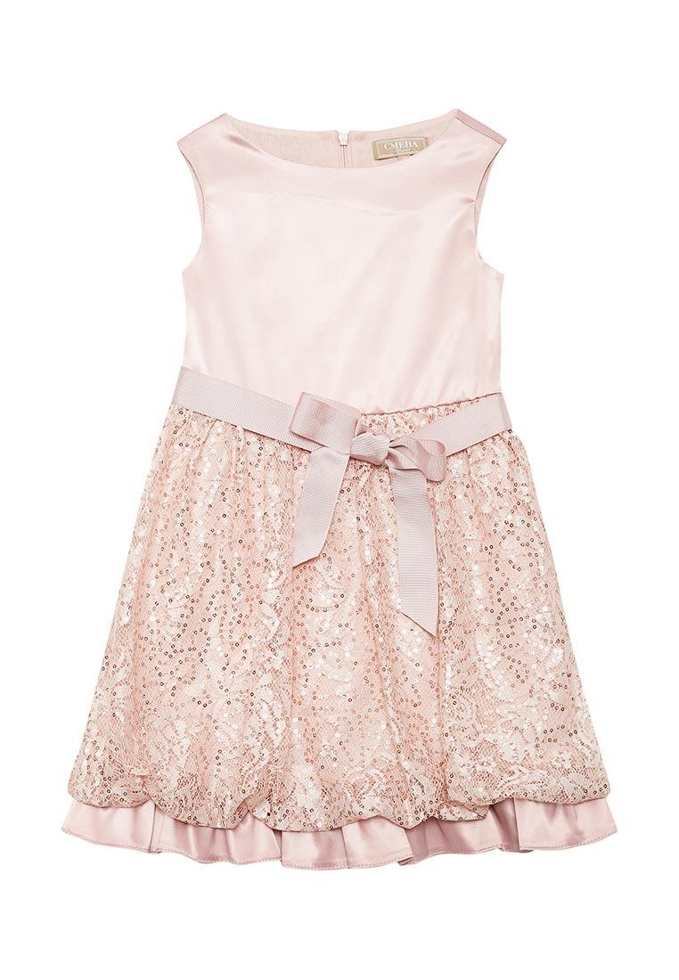 Нарядное платье Смена 16с341