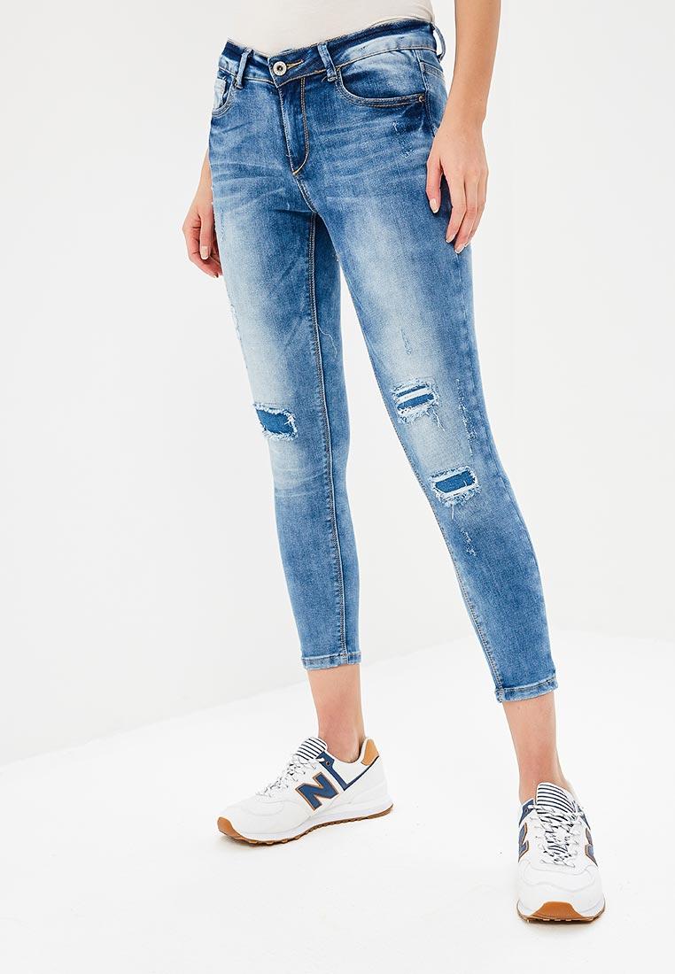 Зауженные джинсы Softy J6160