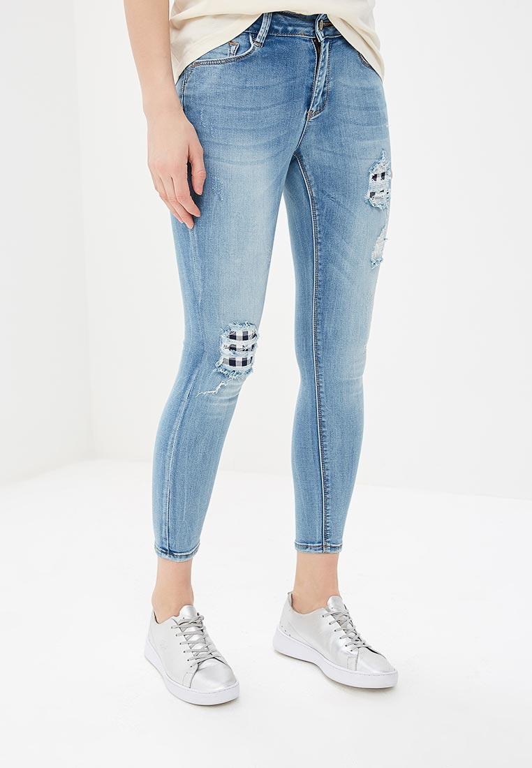 Зауженные джинсы Softy J6161