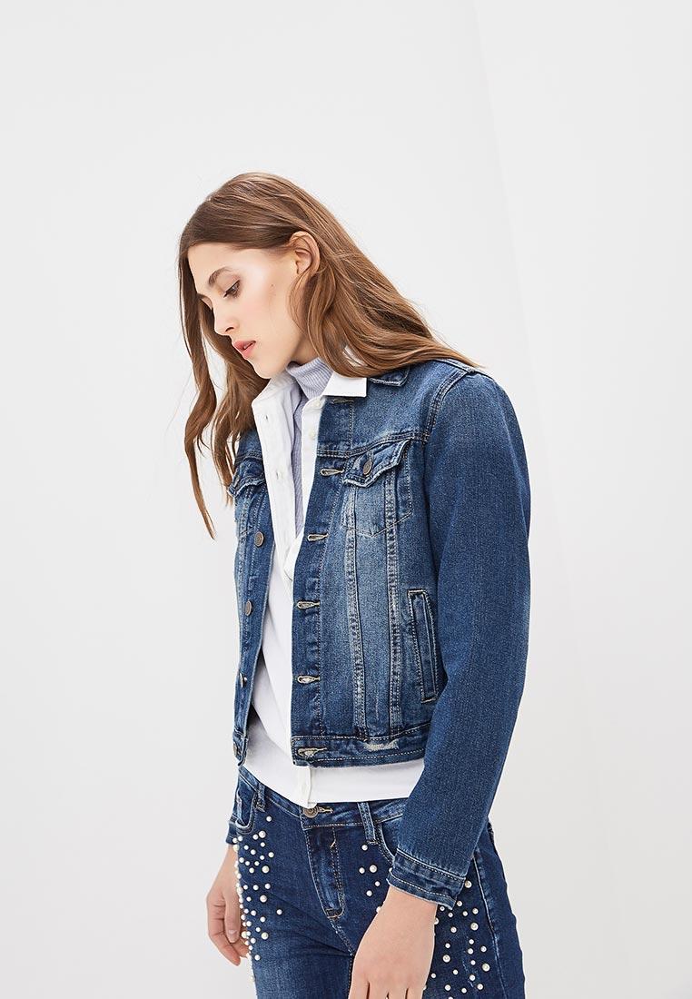 Джинсовая куртка Softy J7009