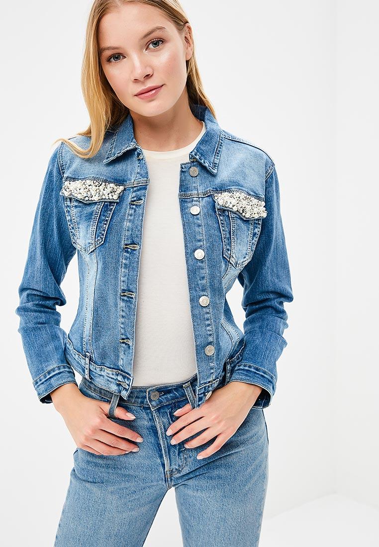 Джинсовая куртка Softy J7017