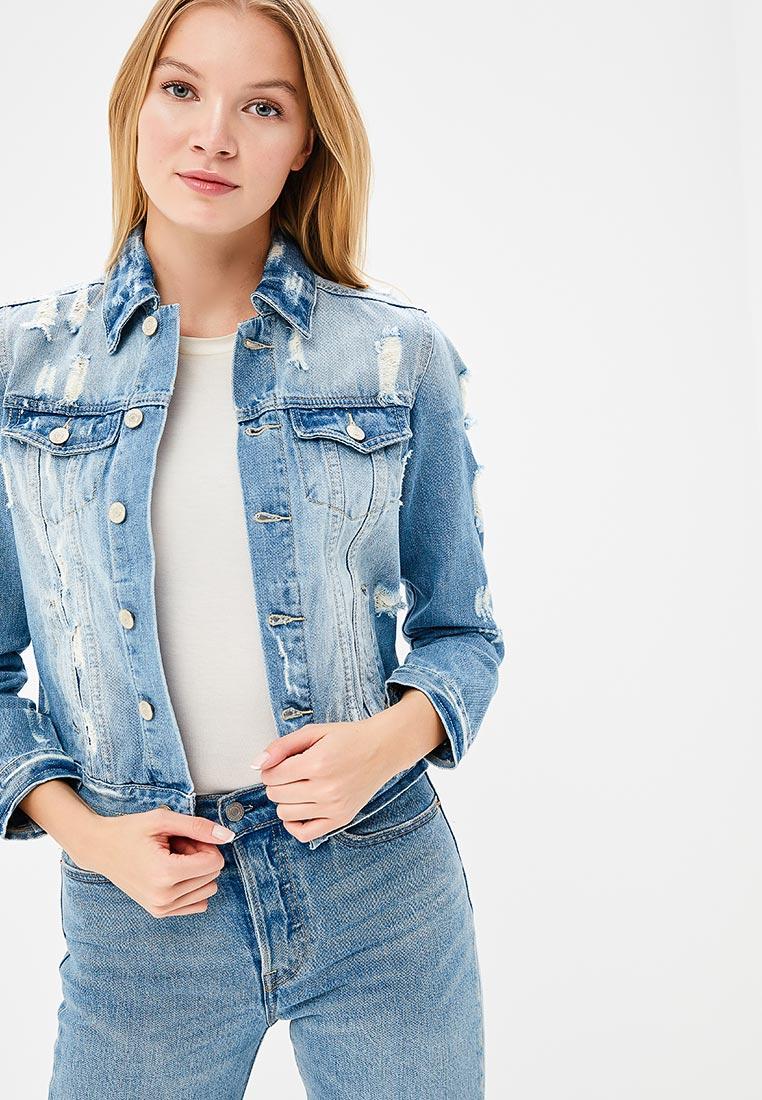 Джинсовая куртка Softy J7018