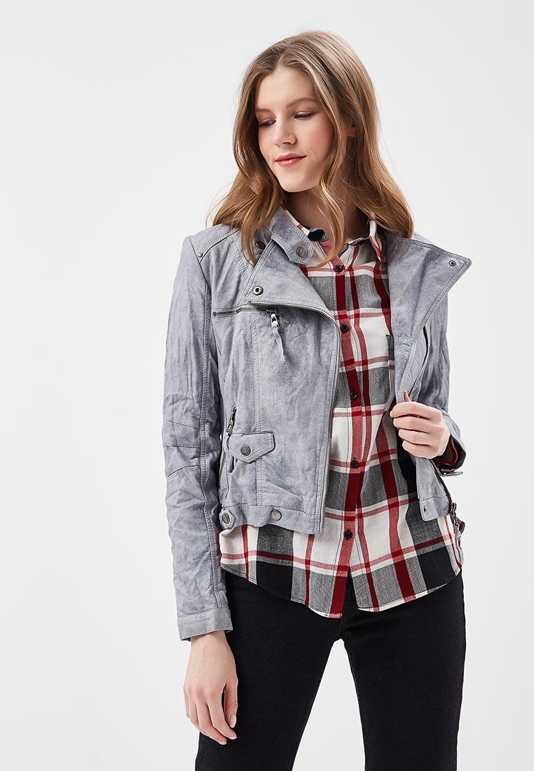 Кожаная куртка Softy S0508