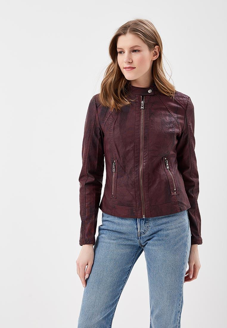 Кожаная куртка Softy S65107