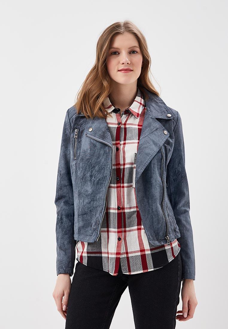 Кожаная куртка Softy S65108