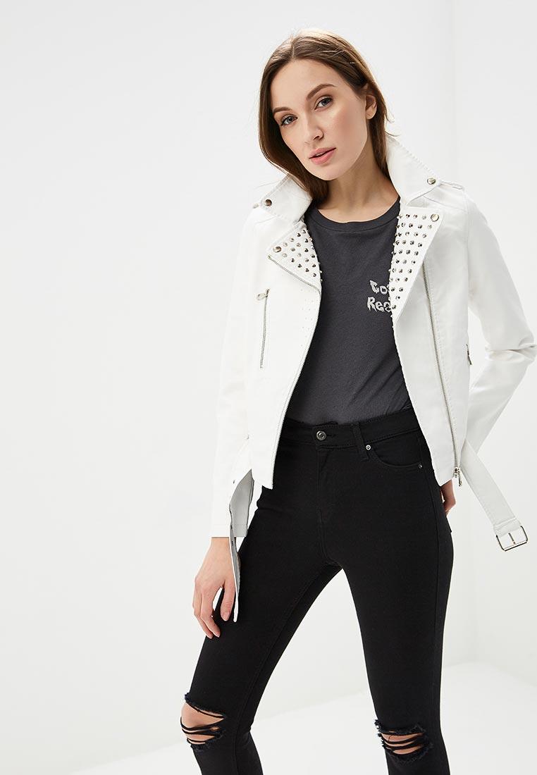 Кожаная куртка Softy S7529