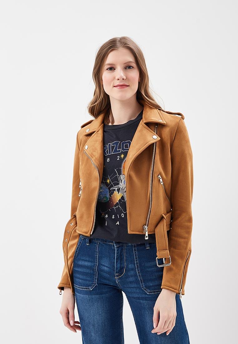 Кожаная куртка Softy S7532