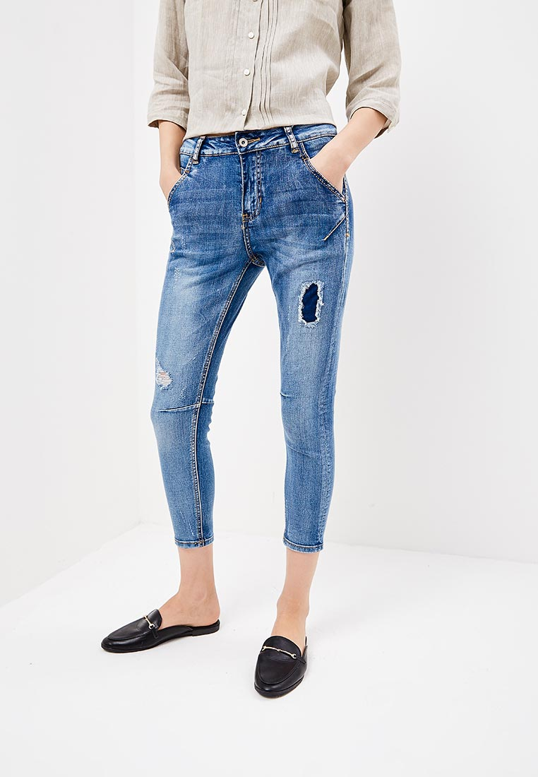 Зауженные джинсы Softy Y6151