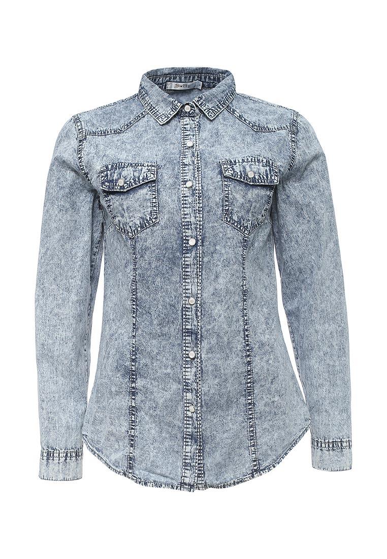 Женские джинсовые рубашки Softy K5205