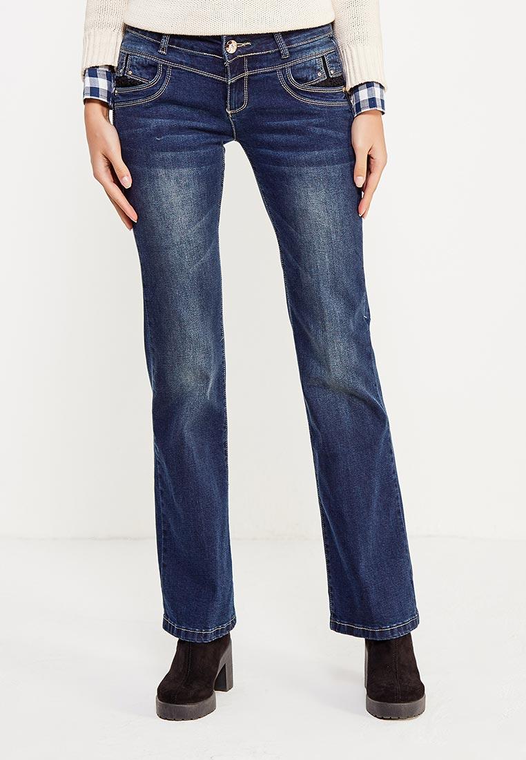 Широкие и расклешенные джинсы Softy J4022