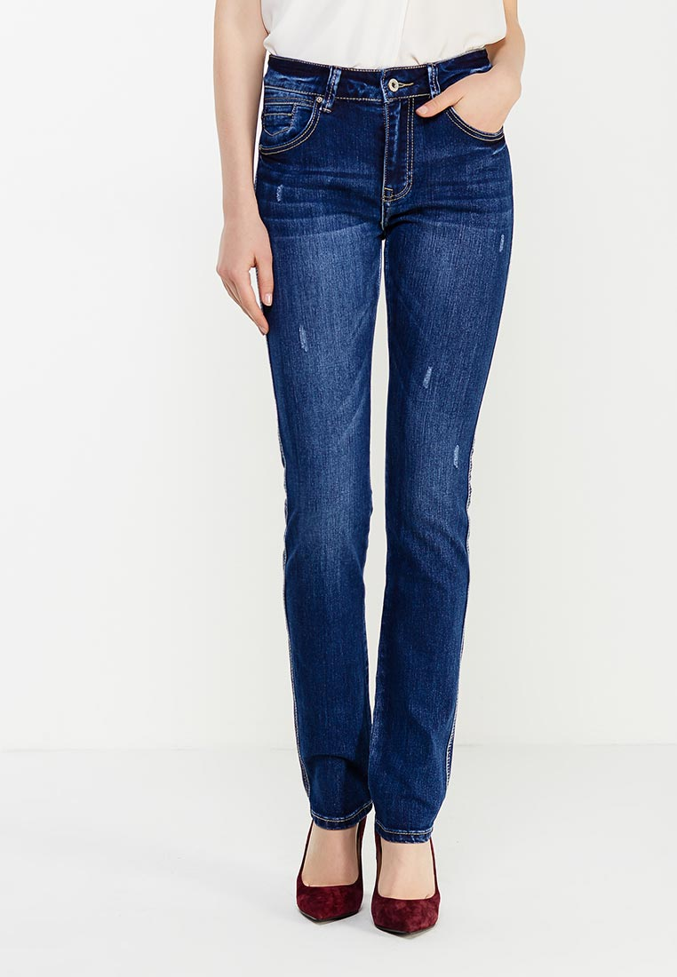 Зауженные джинсы Softy J6017