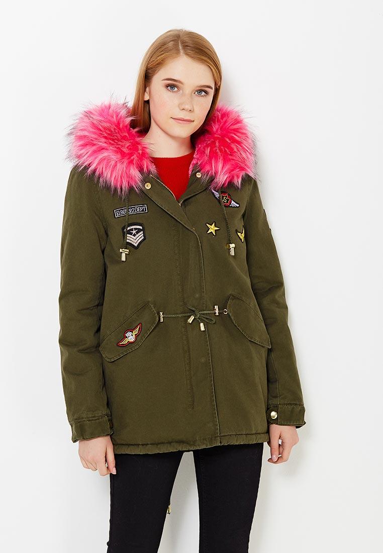 Утепленная куртка Softy S65122