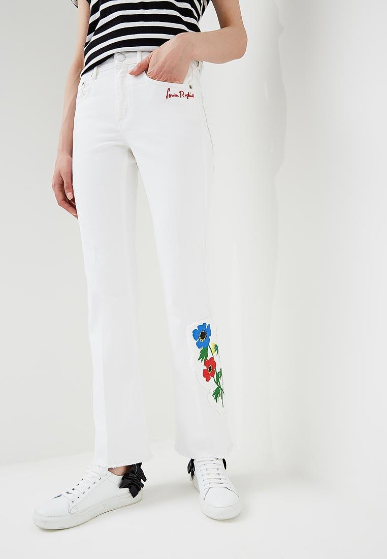 Широкие и расклешенные джинсы Sonia Rykiel 19107304-ea