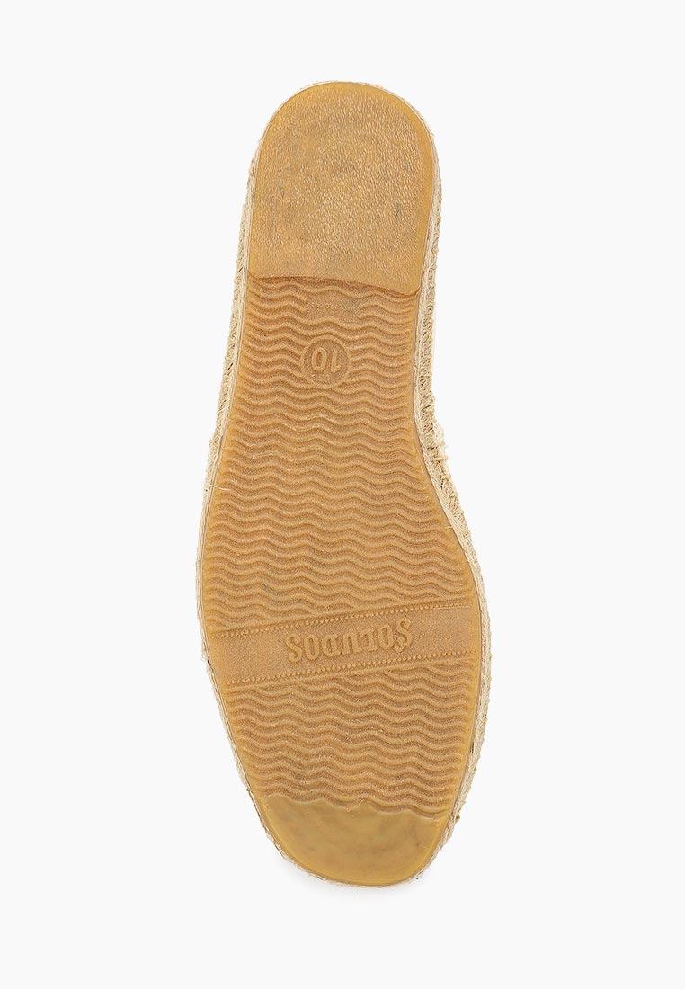 Мужские эспадрильи Soludos MOR1001: изображение 3