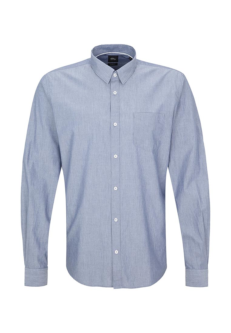 Рубашка с длинным рукавом s.Oliver Black Label 12.708.21.2005