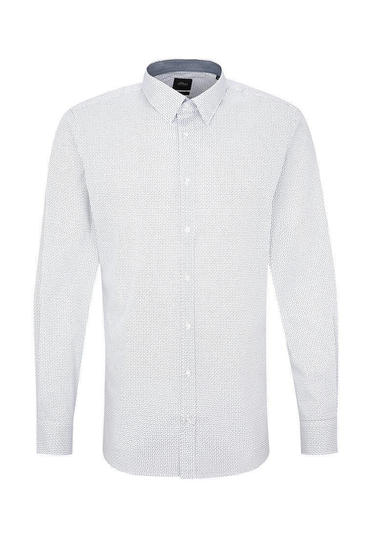 Рубашка с длинным рукавом s.Oliver Black Label 12.708.21.2003