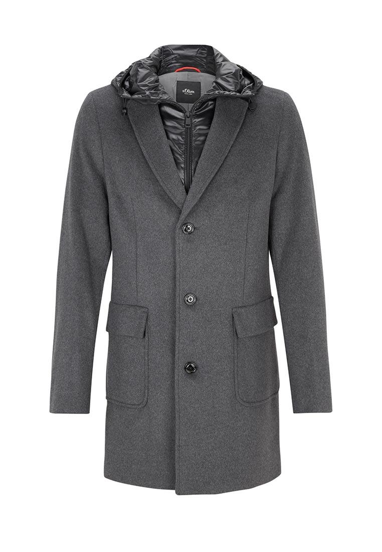 Мужские пальто s.Oliver Black Label 12.709.52.3025