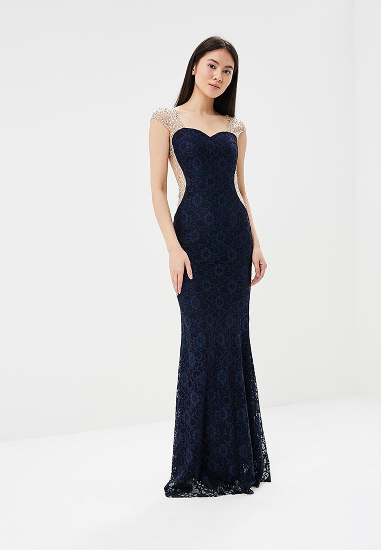 Платье-макси Soky & Soka 15956