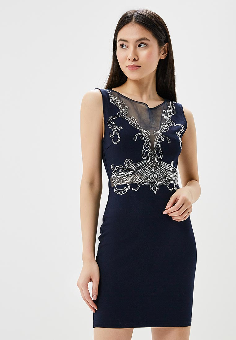 Вечернее / коктейльное платье Soky & Soka 17035