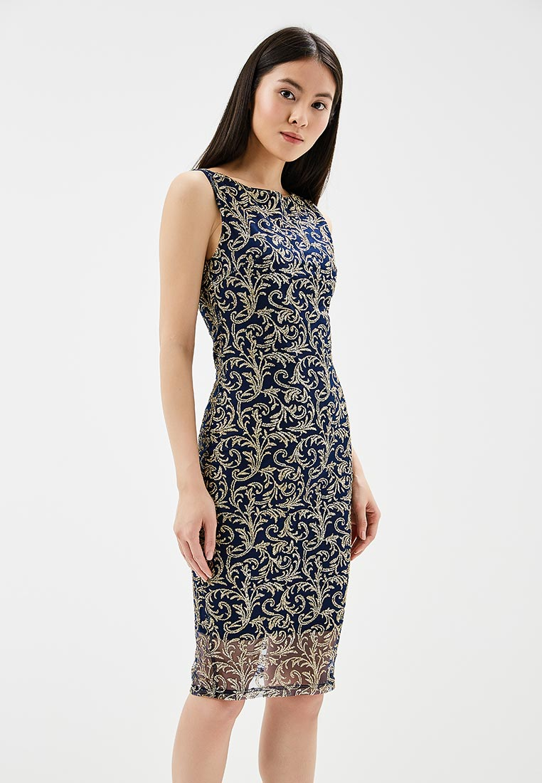 Вечернее / коктейльное платье Soky & Soka 17166