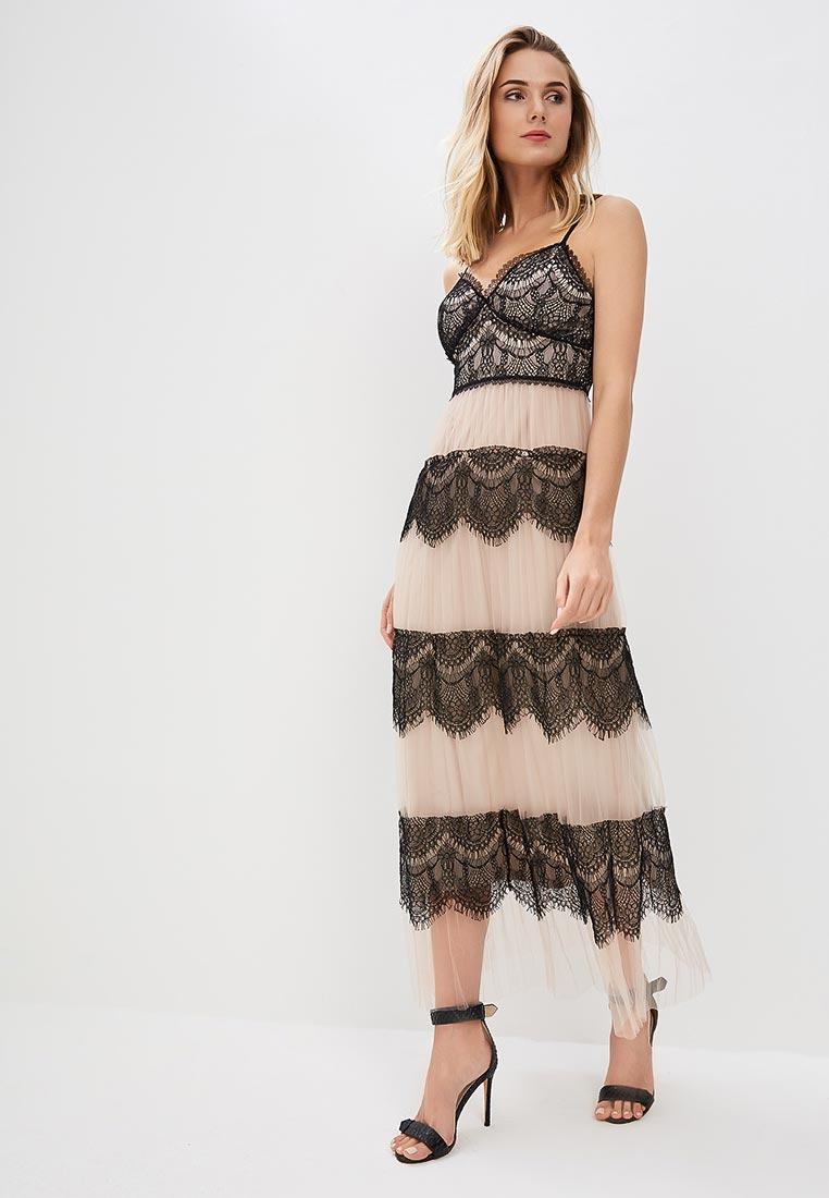 Вечернее / коктейльное платье Soky & Soka 17213