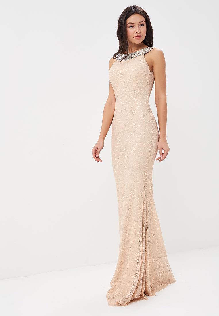 Платье-макси Soky & Soka 16172
