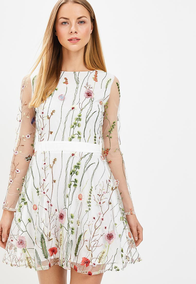 Платье-мини Soky & Soka 17261